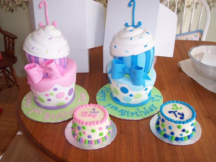 10 best Twins First Birthday images on Pinterest Birthday ideas