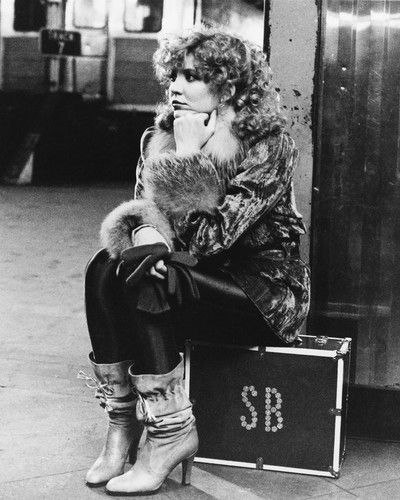 "Nancy Allen in ""Blow Out"" (1981) 