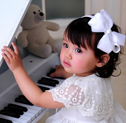 half white half asian girl
