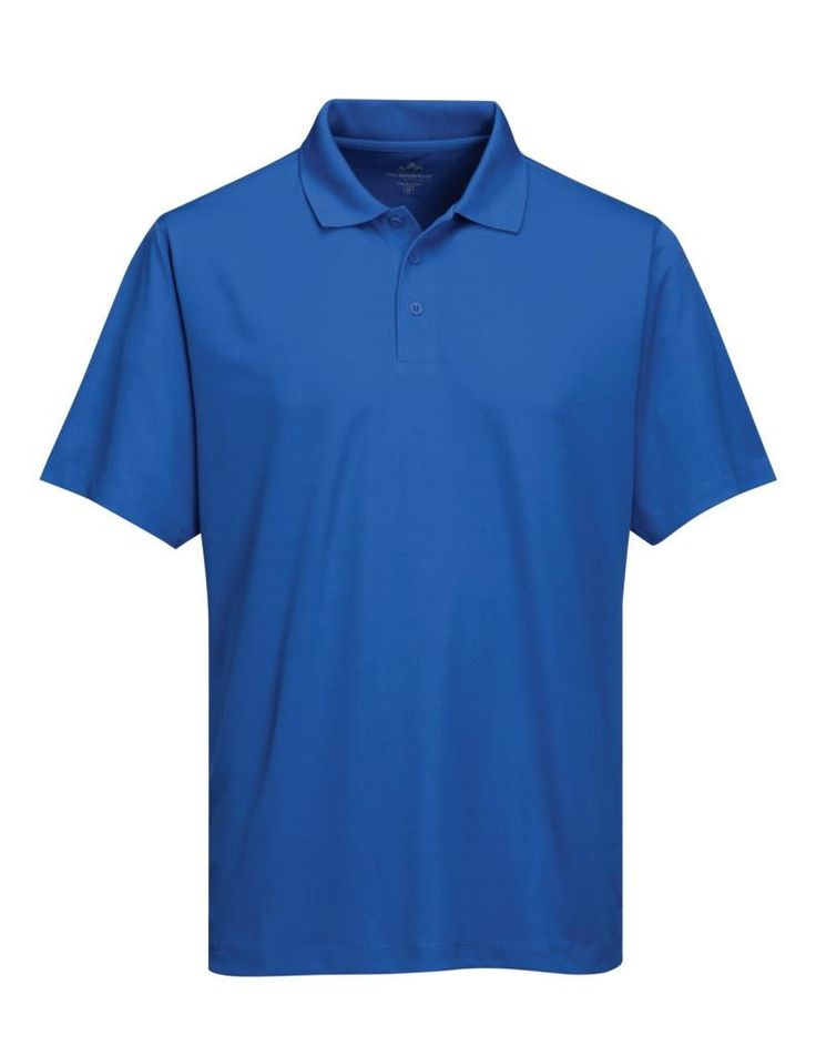 Big Mens Value Vital Performance Fabric Polo by Tri-Mountain Performance