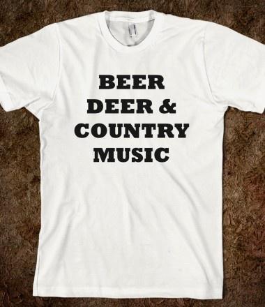 BEER DEER & COUNTRY MUSIC