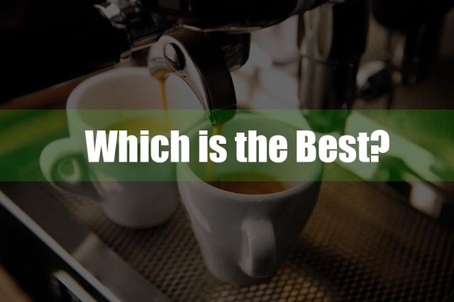 Espresso Coffee: Super Automatic Espresso Machines, Which is the Be...