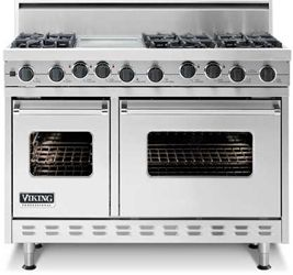 The Best Professional Gas 48 Inch Ranges (
