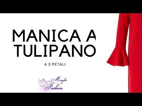 Youtube Come Fare Gli Angoli Alle Lenzuola.Come Creare E Disegnare La Manica A Tulipano Youtube Costura
