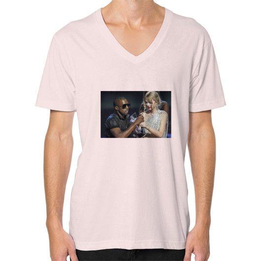 Kanye Taylor V-Neck (on man)