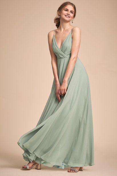 Mint Eva Dress | BHLDN