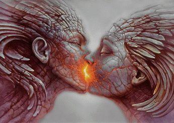 Relation entre des flammes jumelles : La notion de flammes jumelles a été une source de fascination pour beaucoup de gens, y compris moi-même. Simplement