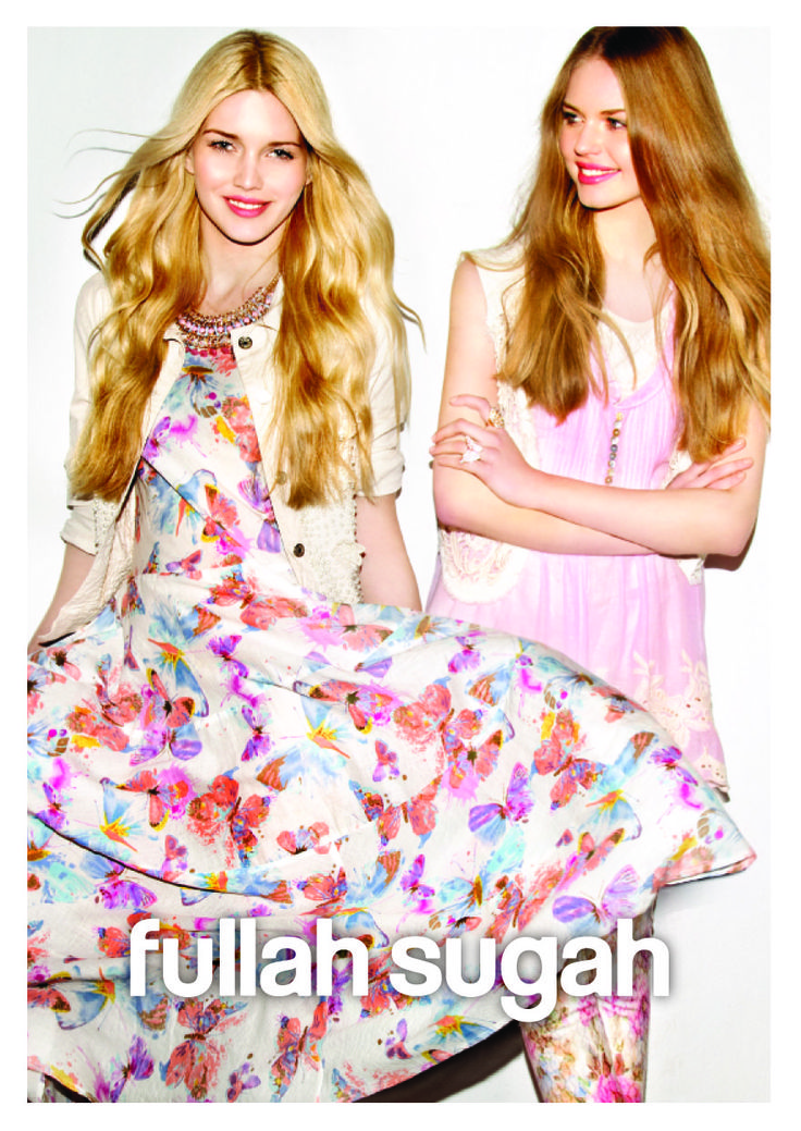 Spring/Summer 2014 Collection fullahsugah.gr