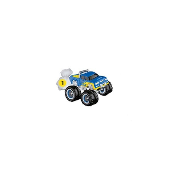 PolarX Children's Series - Monster Truck (Blue)