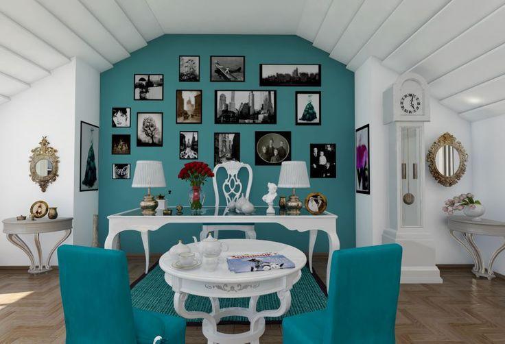 Romantic Room 3DMax Vray