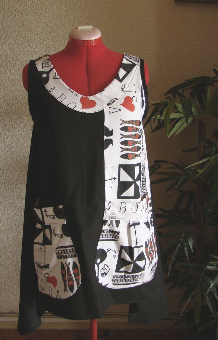 Maria Lisboa Assimetric Dress