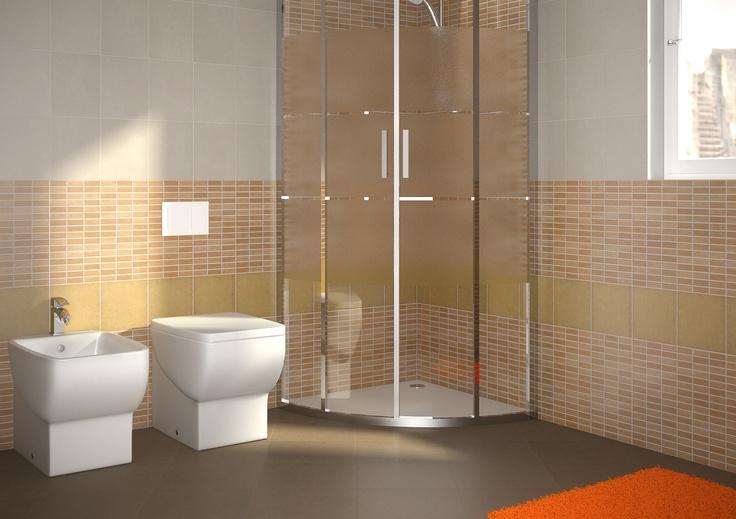 64 fantastiche immagini su progetta il tuo bagno su - Come lucidare una vasca da bagno opaca ...