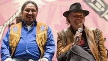 Neil Young takes on Tories for creating 'disaster' in oil sands