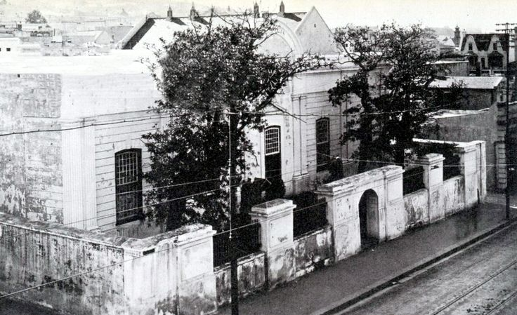 Cape Towns orphanage - Long street - Cape Colony 1880