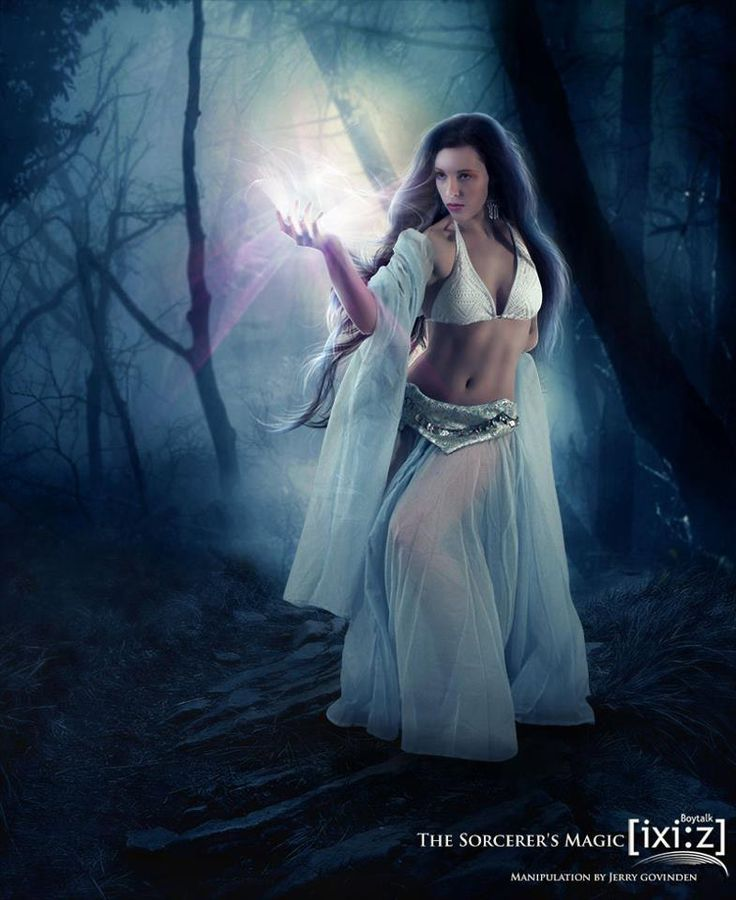 Sorcerer's-Magic manipulation