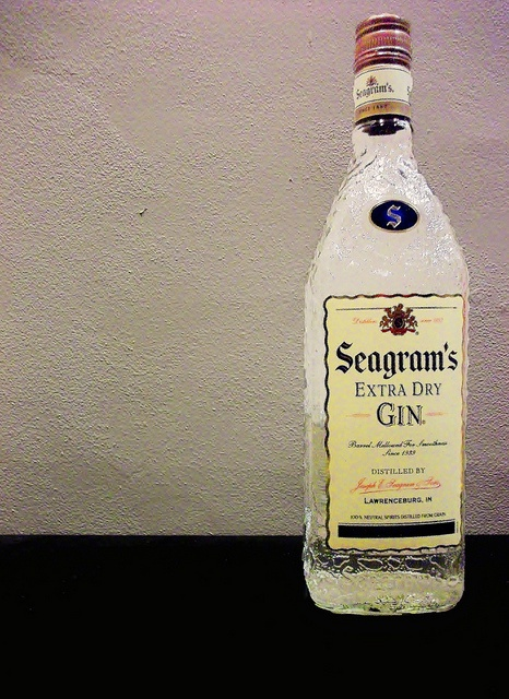 Seagram's Gin THE BEST