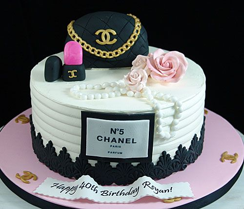 Chanel Cake Ideas: Best 25+ Chanel Birthday Cake Ideas On Pinterest