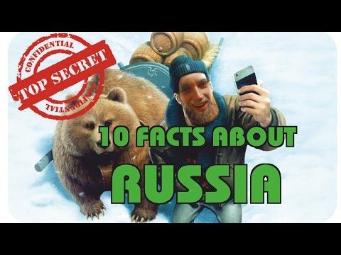 Crazy Russian Hackers ► Some more 10 FACTS ABOUT RUSSIA  [Putin, Secret ...