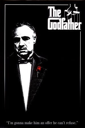 The Godfather (1972) Popularly viewed as one of the best American films ever made, the multi-generational crime saga The Godfather is a touchstone of cinema: one of the most widely imitated, quoted, and lampooned movies of all time.