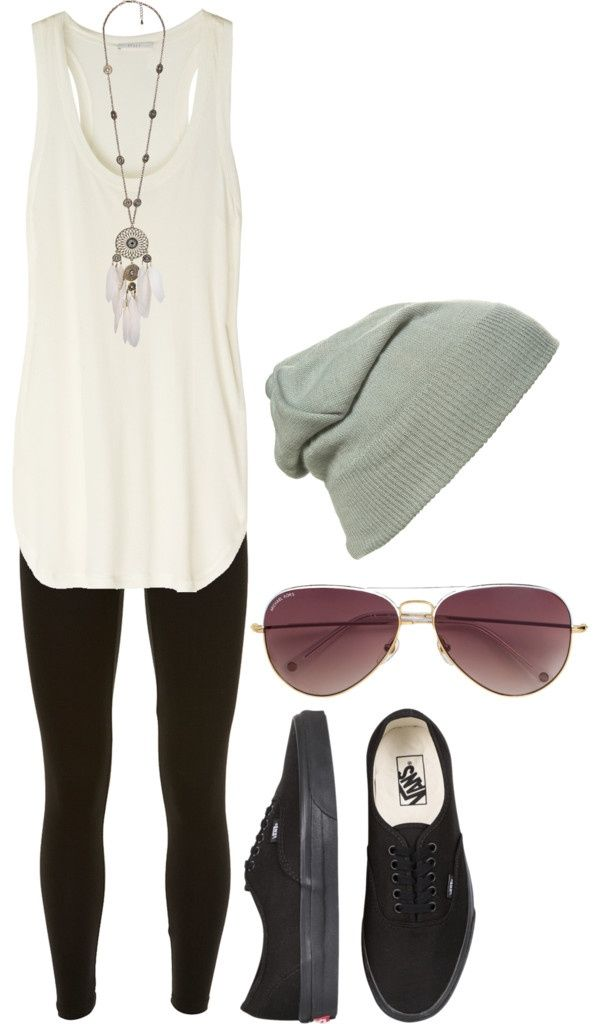 cute beanie and nice shades!! I would totally wear those shoes