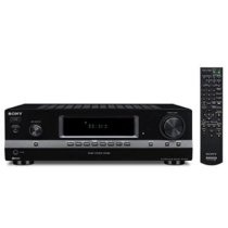 Sony STR-DH100 2-Channel Audio Receiver (Black)