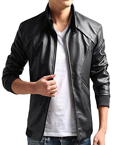 ZSHOW Men's Casual Leather Waterproof Motorcycle Jacket Windbreaker has been made of high quality PU leather fabric with the brushed soft fur lining, which are cosy without being bulky. Elastic rib cuffs and hem are comfortable against the skin and prevent heat from losing, which make the...  More details at https://jackets-lovers.bestselleroutlets.com/mens-jackets-coats/leather-faux-leather/product-review-for-zshow-mens-casual-faux-leather-jacket-waterproof-motorcycle