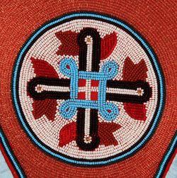 cherokee beadwork | Martha Berry: Cherokee Beadwork Artist