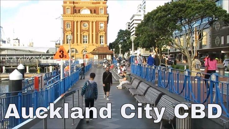 Auckland City CBD, Long version