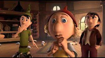 Pohádky z lesa 2 - Animované, Španělsko - YouTube