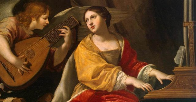 Saint Cecilia, the patron of music, is said to have heard heavenly music inside her heart when she was forced to marry the pagan, Valerian. A wealth of music, art and festivals in honor of St. Cecilia has grown from this little bit of information from her biography. She is the acclaimed patron ...