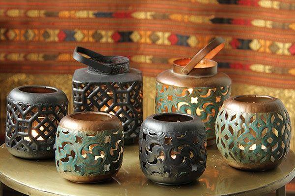 Daydream, Tokyo lantern. Lantaarn voor waxinelichtjes. Woonaccessoires. Home deco.