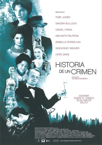 """Historia de un crimen (2006) """"Infamous"""" de Douglas McGrath - tt0420609"""