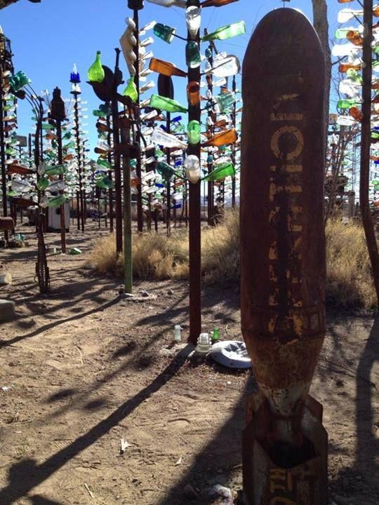Bottle Tree Ranch...Apple Valley, California