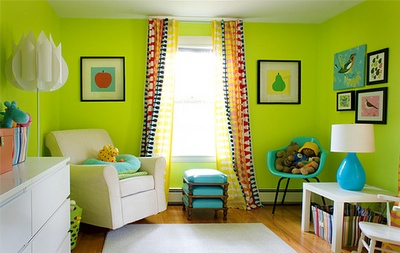 Paint Colors  Kitchens 2011 on Baby Room Paint Colors 2011