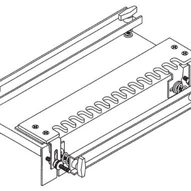 How to Use a Dovetail Jig Router