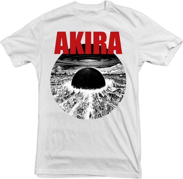 AKIRA explosion shirt, Night Channels
