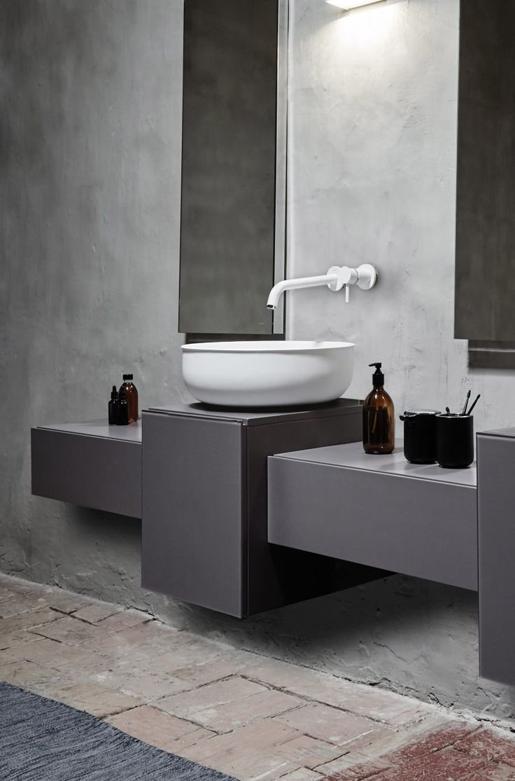 norm architects creates take on antique bathtubs rest