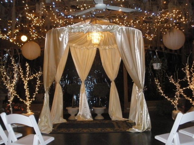 Obviously Winter Weddings Can Be A Challenge In Colder Climates However Some Of The Warmer Parts Country Gazebos Are Por Choice For