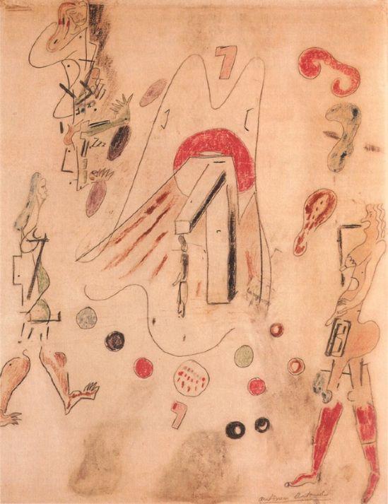 Antonin Artaud. La petite mélancolie
