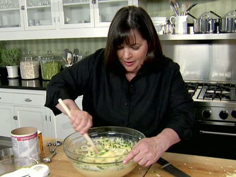 jamie joseph earrings Jalapeno Cheddar Cornbread Recipe   Ina Garten   Food Network