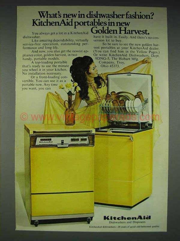 S Built In Kitchenaid Dishwasher on