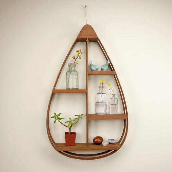 Teardrop Shelf: The Wavertree Co