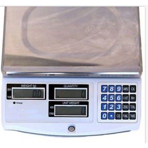 Bascula Digital de Acero Inoxidable con Capacidad de 30 Kg Escala de 1 Gramo http://www.magnitienda.com.mx/bascula-digital-de-acer-inoxidable-30-kg