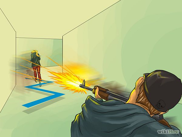 Survive a School or Workplace Shooting - wikiHow