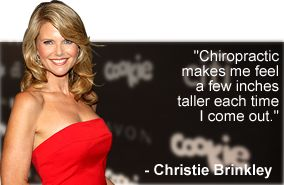 We all feel that way, Christie! Contact #GuildChiro in #Tottenham #Ontario to feel taller - 905 936 6544.