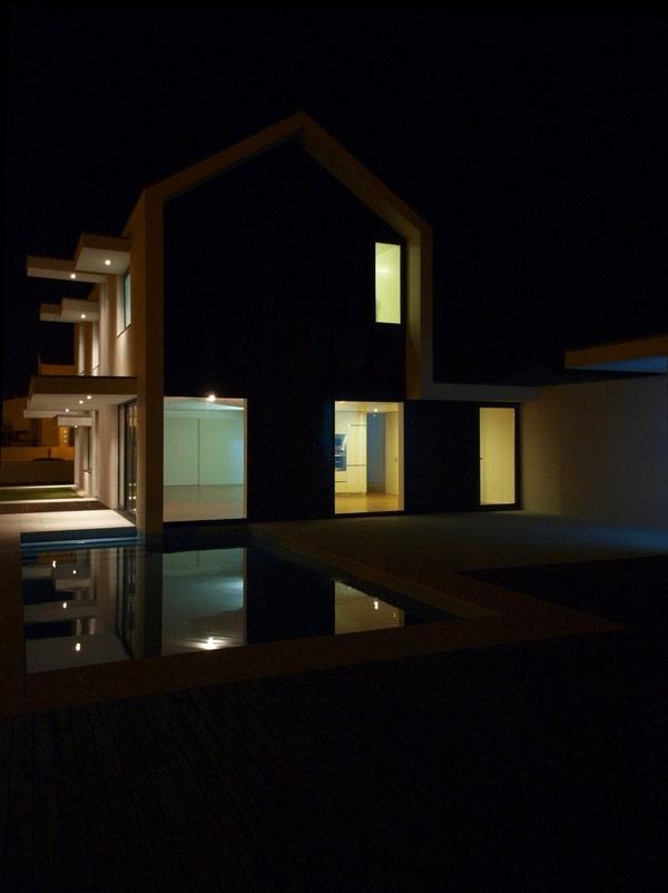 Rui Ventura modern house architecture