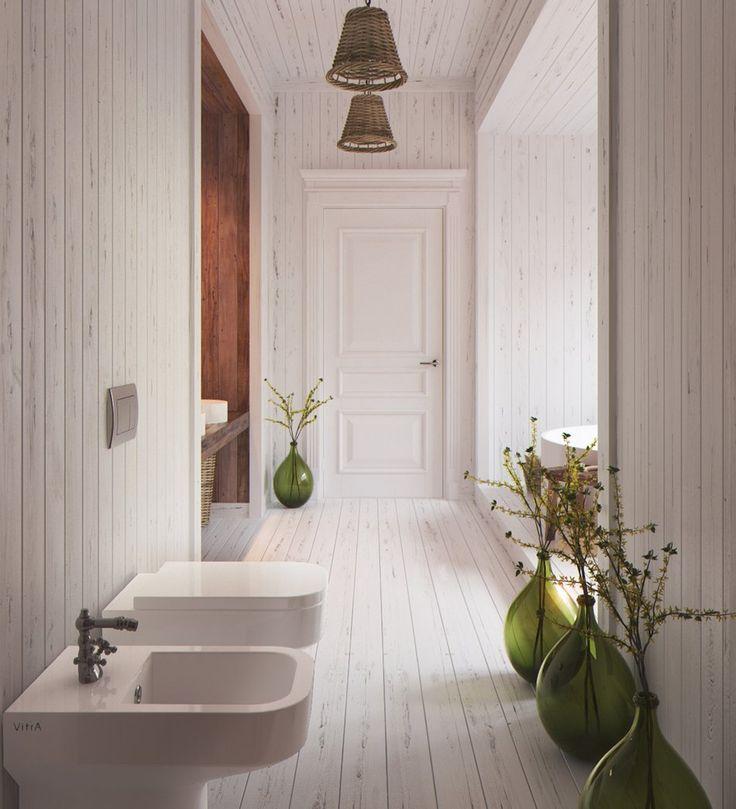 Ванная комната площадью 15 квадратных метров