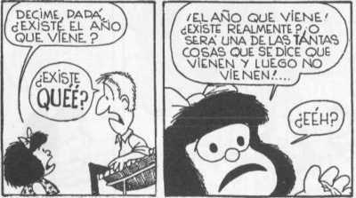 6-1 Mafalda - (Quino)