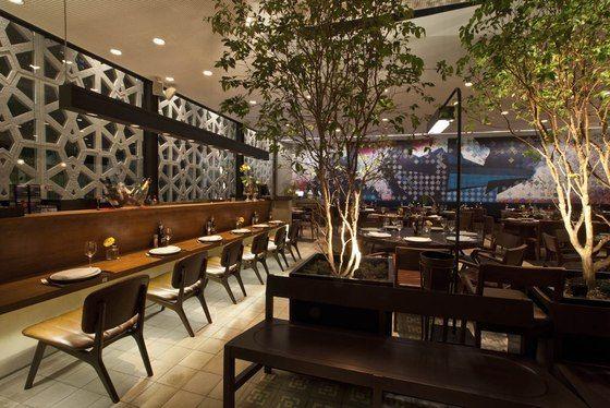 Best lebanese restaurant design images on pinterest
