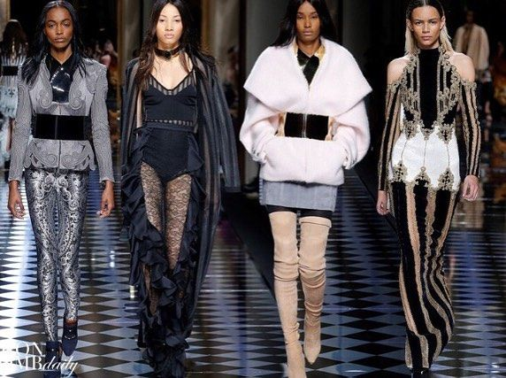 Our show review for the much anticipated @bamain #Fall2016 presentation is live! See anything you like? Written by @iam_faithc #fashionbombdaily #fashion #style #instafashion #instastyle #celebritystyle #realstyle #balmain #pfw by fashionbombdaily